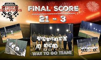 Greater Manassas Baseball League