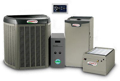Lennox Heating and Air units