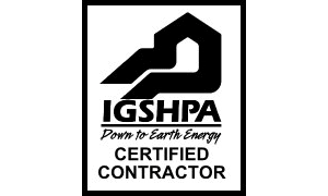 IGSHPA Certified Contractor